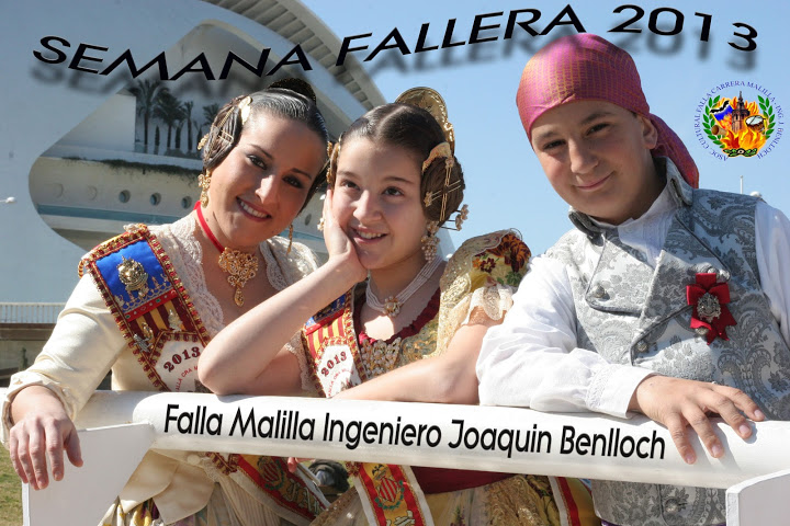 SEMANA FALLERA 2013