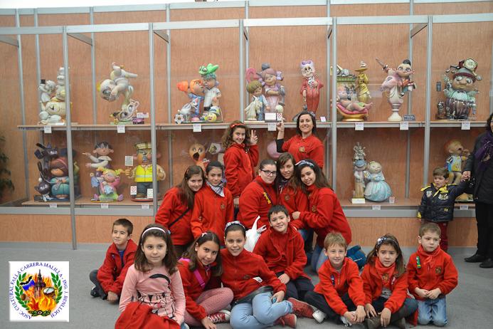 Visita a la Exposición del Ninot 2013