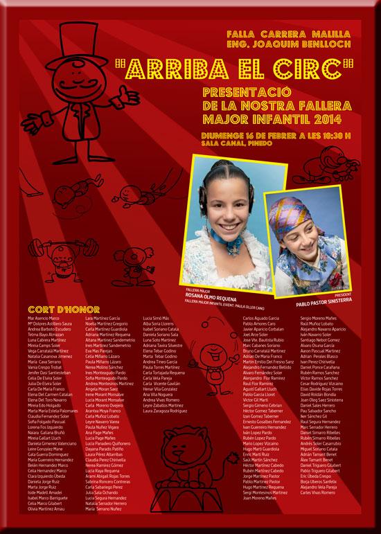 Presentación F.M.I. 2014 Rosana Olmo Requena