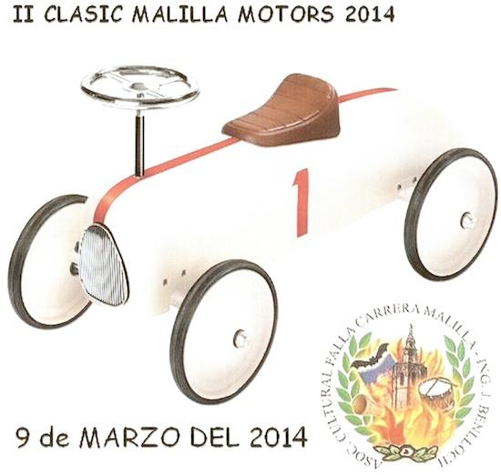 II Clasic Malilla Motors 2014