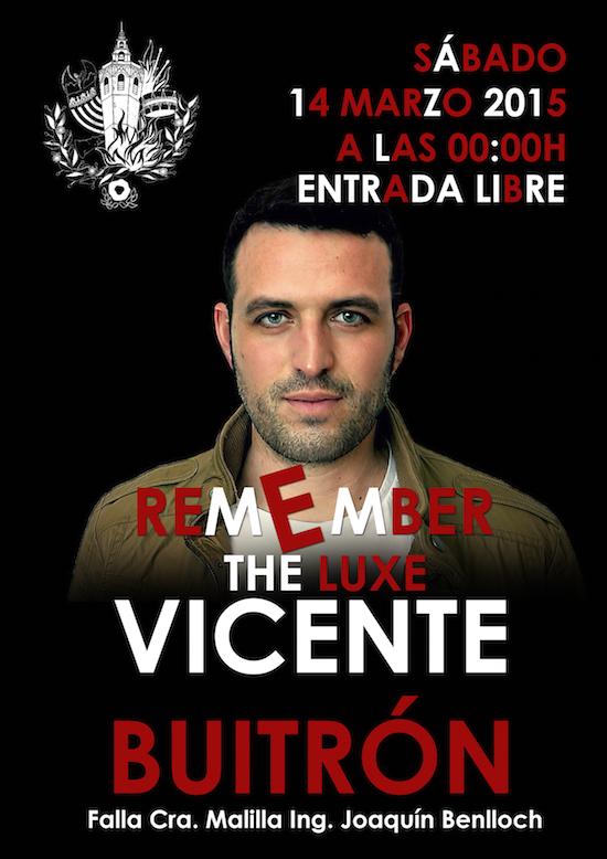 Remember de Luxe 14 de Marzo