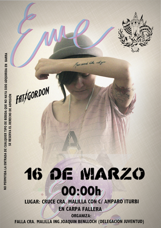 EME DJ 16 de Marzo 00:00