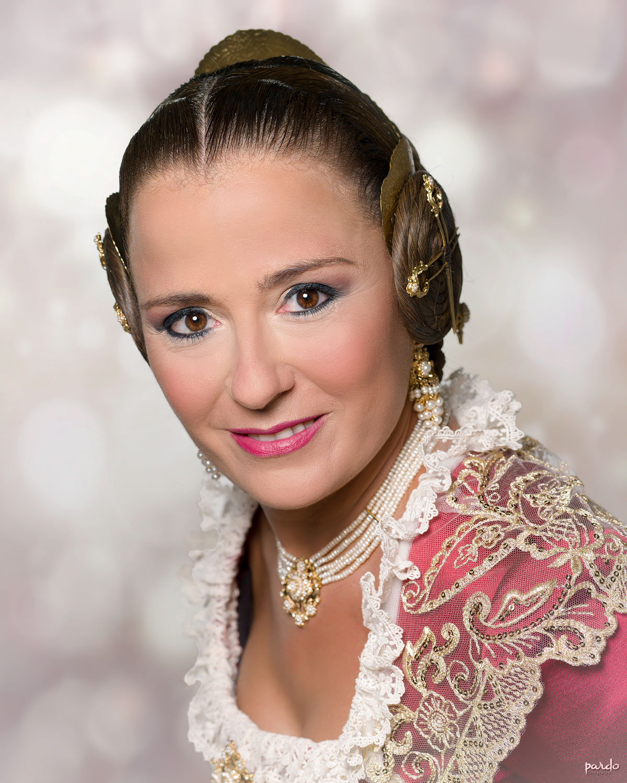 Fallera Mayor 2016-2017 Ana Mañes García