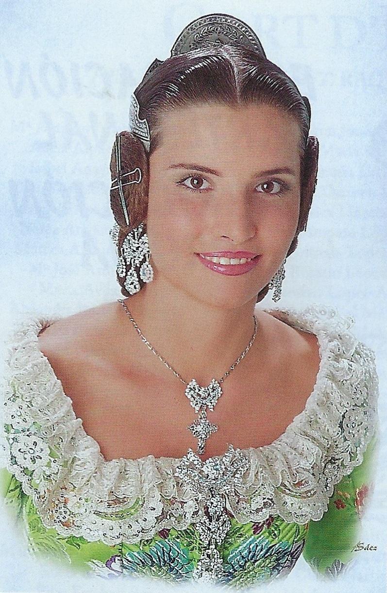 Fallera Mayor 2007 -2008.