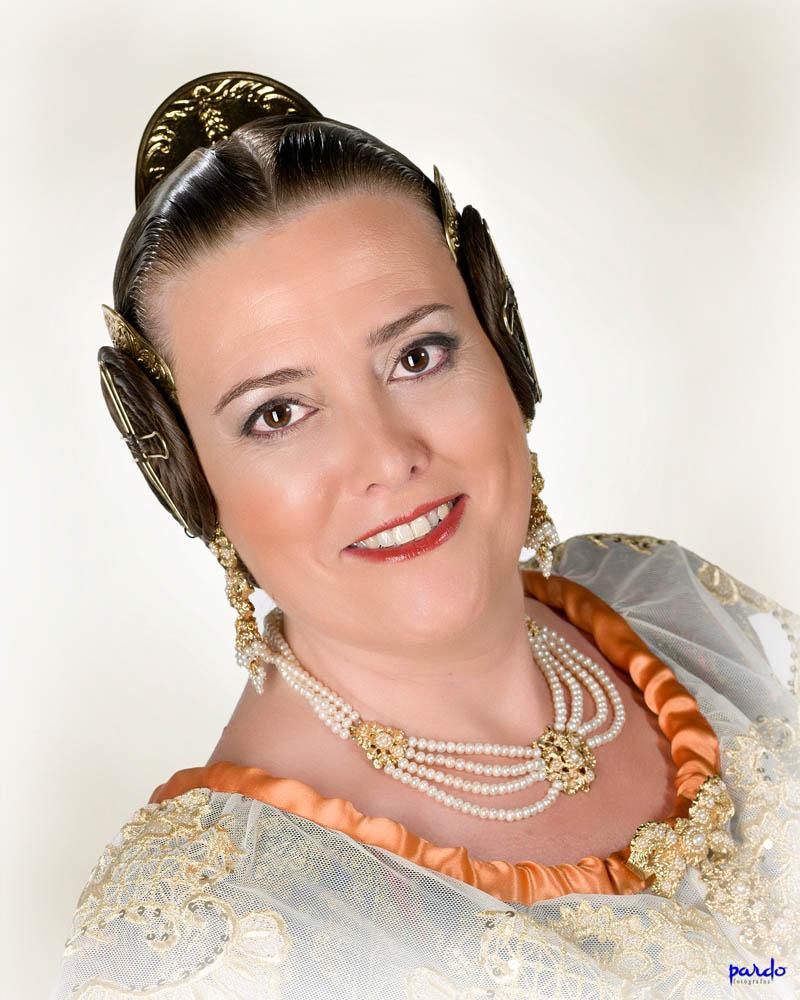 Fallera Mayor 2011 - 2012.