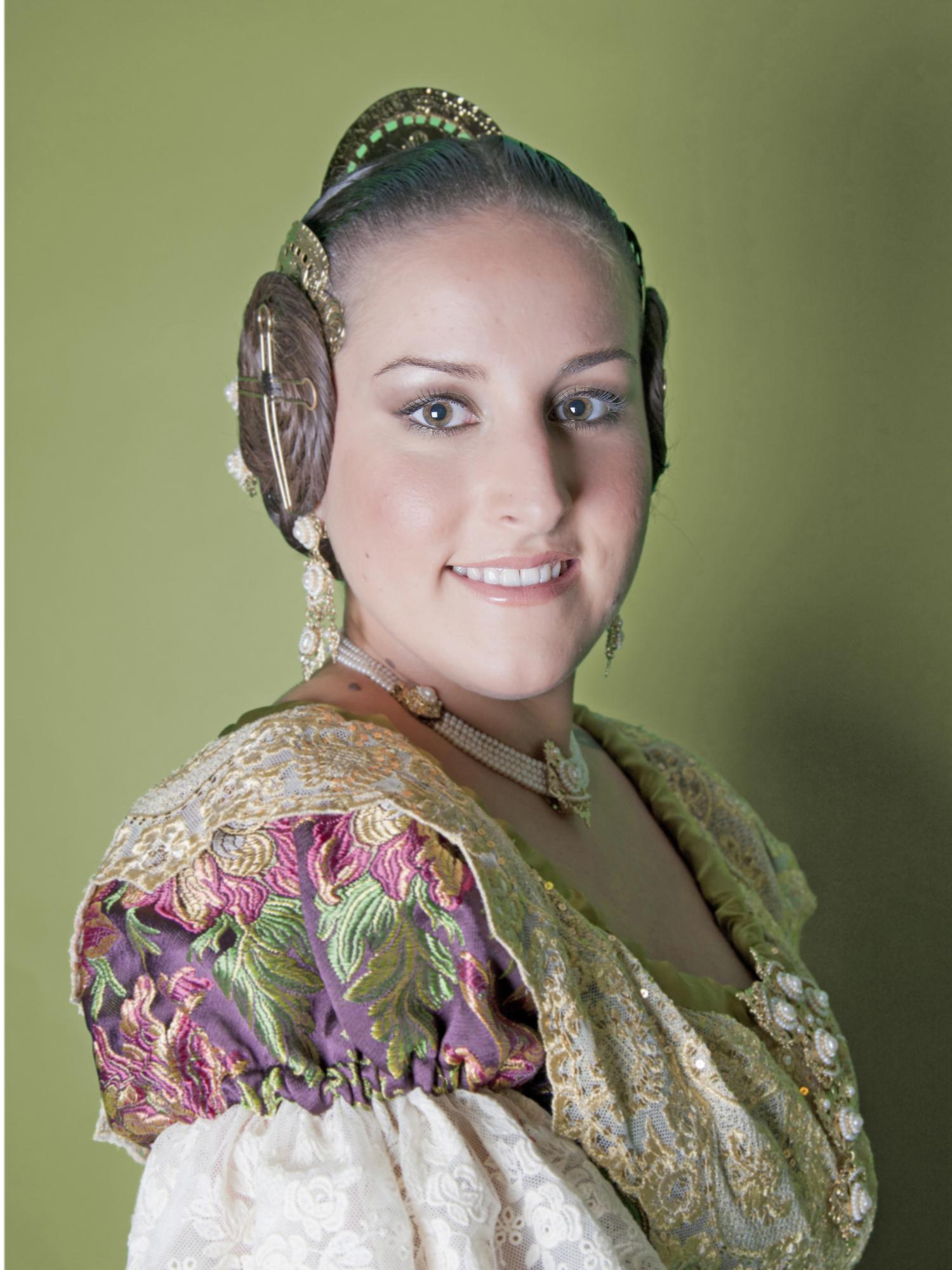 Fallera Mayor 2012 - 2013.