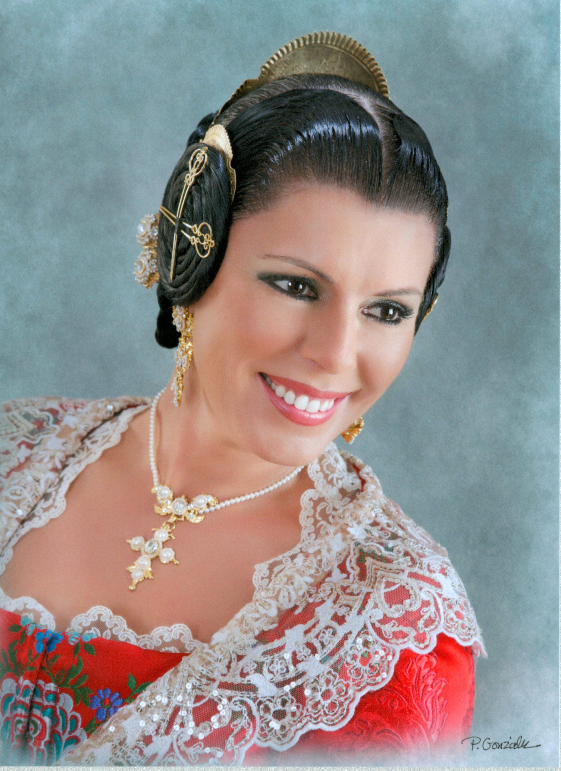 Fallera Mayor 2013 - 2014.