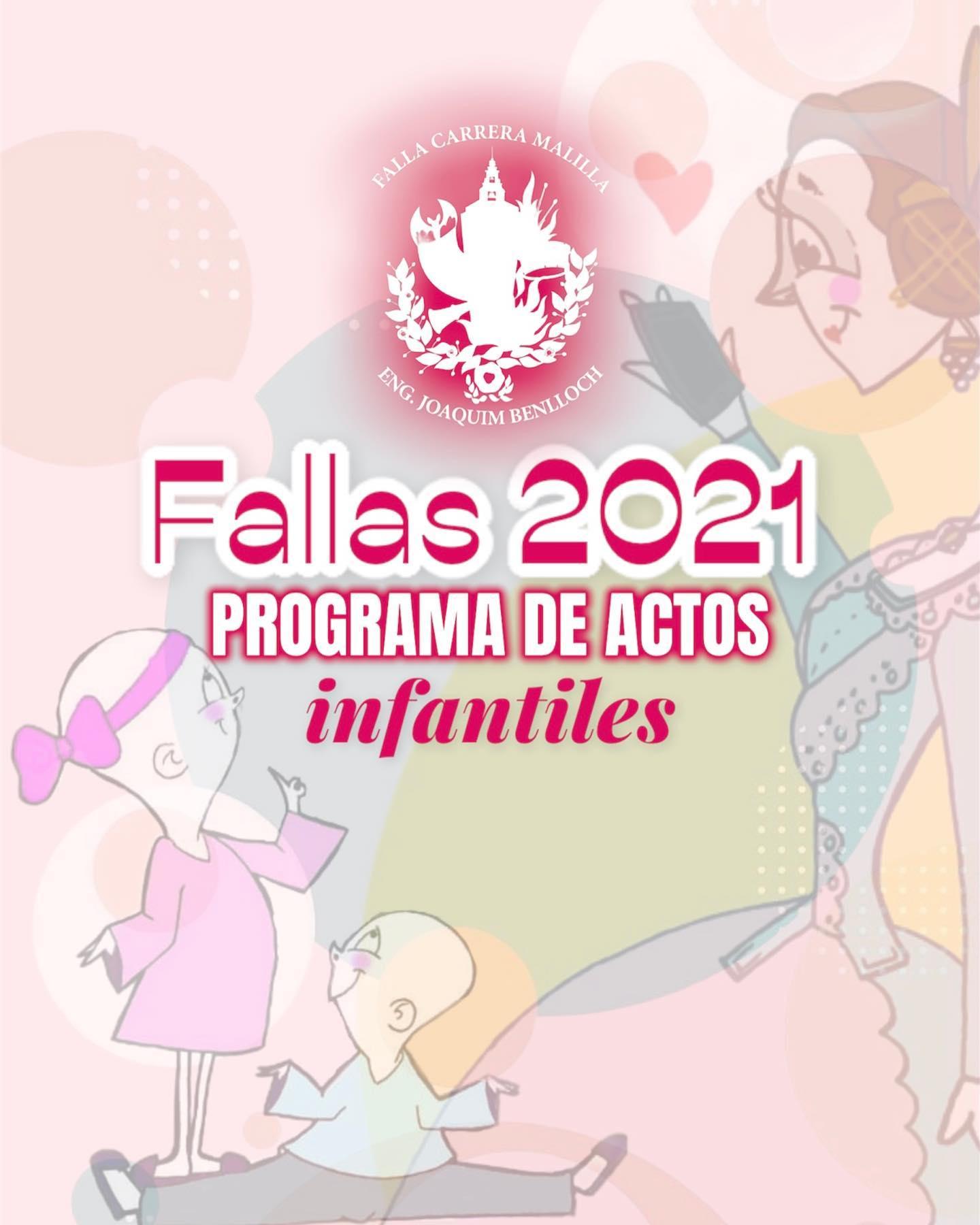 Programa infantiles 2021