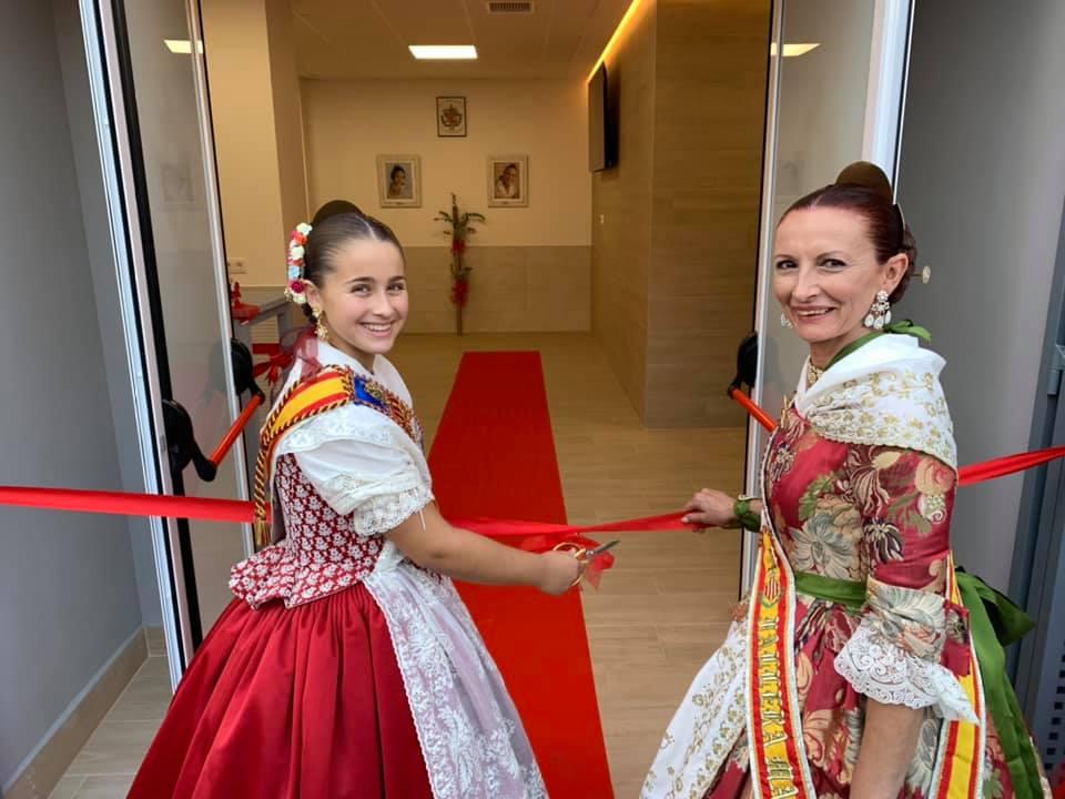 Inauguración Casal