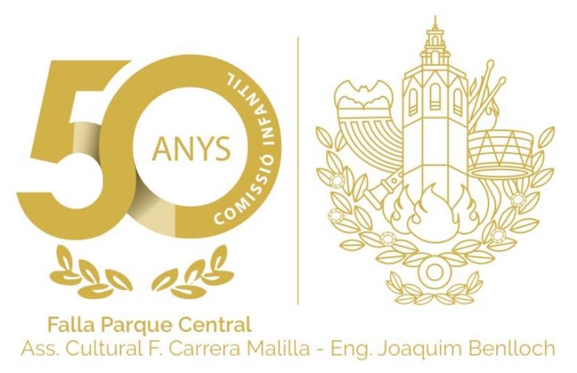 Logo 50 aniv infantil